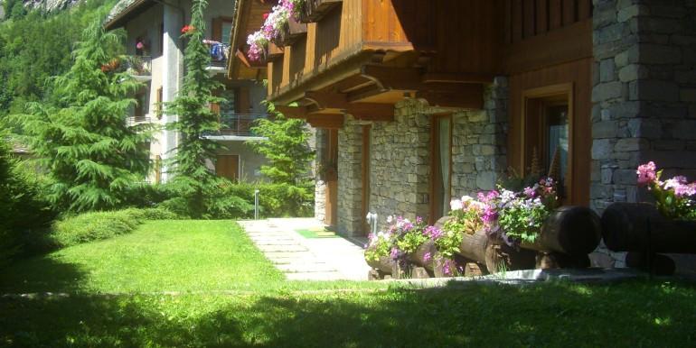 Villa La Saxe esterne e vista (5)