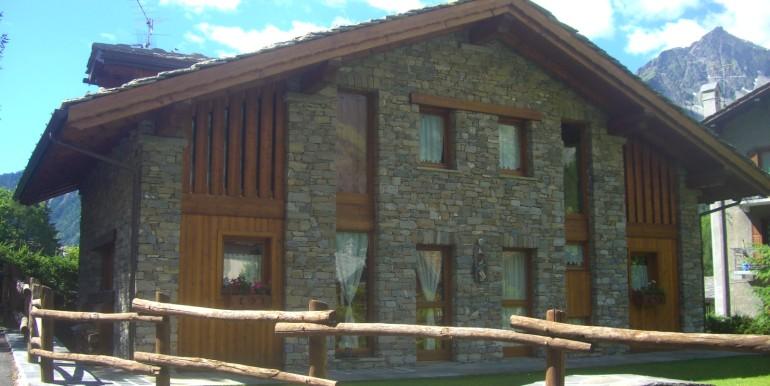 Villa La Saxe esterne e vista (7)