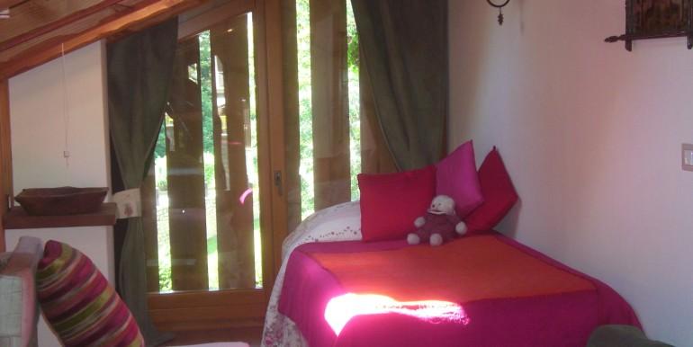 villa La Saxe camere piano mansardato (23)