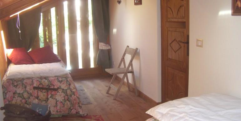 villa La Saxe camere piano mansardato (6)