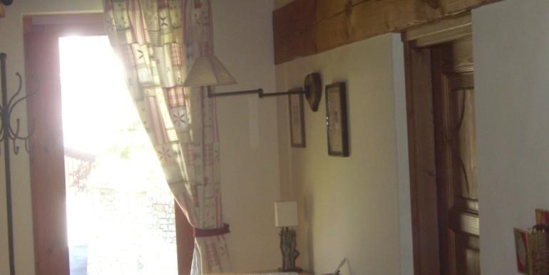 villa La Saxe camere piano mansardato