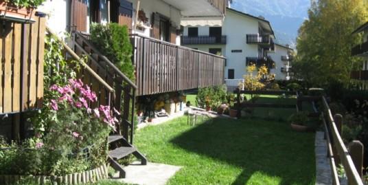Confortevole e luminoso alloggio ai piedi del Monte Bianco
