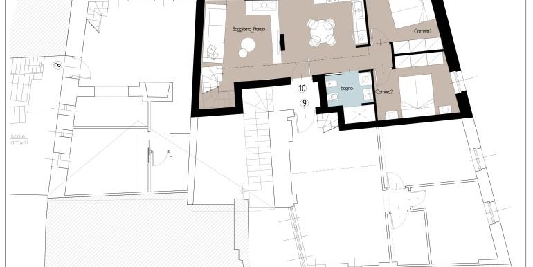 Piano Secondo_Appartamento 10