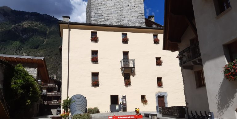 Monolocale Rue Valdigne (1)