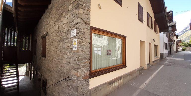 Monolocale Rue Valdigne (11)